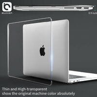 "2018 Clear Crystal Full Body Hard Shell Case for Macbook Pro 13"" 15"" A1989/A1990"