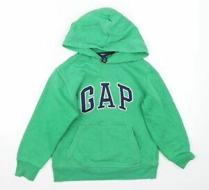 Gap Boys Green   Pullover Hoodie Size 6-7 Years