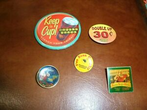 5 Waffle House Pins Christmas Keep the Cup Double Up Ive Been Caught Buttons