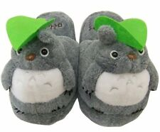 Studio Ghibli My Neighbor Totoro Plush Slippers One Size Warm Slippers Unisex
