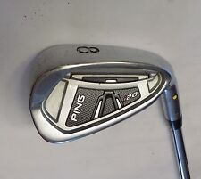 Ping i20 Yellow Dot 8 Iron True Temper S300 Steel Shafts