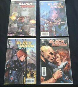 BLACK WIDOW 4PC (VF) NO PLACE LIKE HOME, A FIELD IN THE EAST 2005