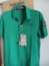 Napapijri Herren Polo Shirt M 48/50  EINFACH GUT AUSSEHEND + SCHÖN  59€  7386