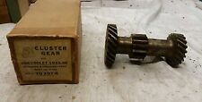 Cluster gears 1933-36 Chevrolet Standard and Sedan Delivery 473209 TG197-8