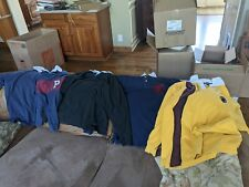New listing POLO RALPH LAUREN VINTAGE POLO RUGBY XL & XXL, total 4 shirts