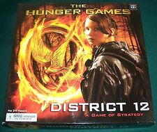 The Hunger Games District 12 Game of Strategy - Complete - VGC