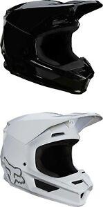 2021 Fox Racing V1 Plaic Helmet - Motocross Dirtbike Offroad Adult