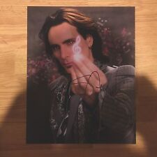 Steve Vai signed 11x14 photo w/coa