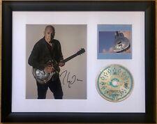 Mark Knopfler / Dire Straits / Signed Photo / Autograph / Framed / COA