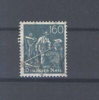 Dt. Reich Mi.Nr. 190, 160 Pfg. Freimarke 1921 gestempelt, geprüft BPP (32676)