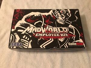 Madworld GameStop Employee Launch Kit ( Nintendo Wii )