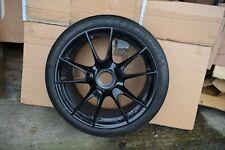 PORSCHE 997 GT3 RS FRONT 19  INCH ALLOY WHEEL GENUINE P/N 99736215796