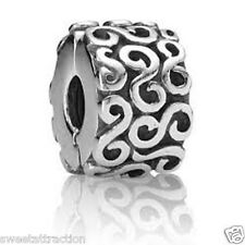 Authentic Pandora Clip Stopper Bead 790338 Box Included