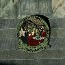 Alpha Company 3rd Assault Helicopter Battalion, 4th AVN Tomahawks burdock Patch