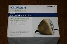 Kichler 200-Lumen 5-Watt Faux Rock Low Voltage Hardwired LED Spot Light