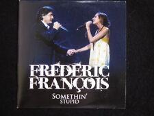 Frederic Francois & Victoria Barracato -  Somethin' Stupid (Single CD)  RARE!