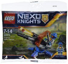 Lego 30373 Knighton Hyper Cannon.