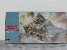 Modellbau Panzer Bausatz Model Kit 1:72 scale Hasegawa M3 LEE Mk.I Neu / OVP