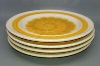"""Set of 4  8.5"""" Vintage mcm Franciscan Sundance Salad Plates"""