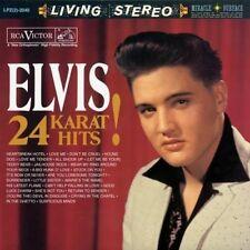 "Elvis Presley 24 Karat Hits 12""LPs Pop/Rock 45RPM 200gm Analogue Productions New"