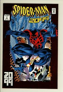 Spiderman 2099 #1 - Hot Book - High Grade 9.4 NM