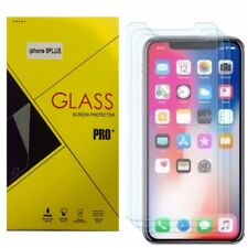 For iPhone 8 Plus Tempered GLASS Screen Protector Bubble Free