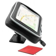 Arkon SM5VHB Adhesive Motocycle Tank Phone Mount  Water-Resistant Holder - Black
