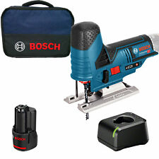 Bosch Akku-Stichsäge GST 12V-70 12 V / 1x 3,0 Ah Akku + Ladegerät im Softbag