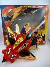 '03 Bandai Japan Sentai Abaranger DX StyRiser MIB Power Rangers Dino Thunder
