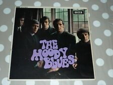 THE MOODY BLUES - GO NOW 7 INCH DECCA SINGLE RECORD SLEEVE EXCELLENT
