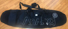 Analog Beta 165 Black Snowboard Bag | Excellent Used Condition
