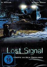 DVD NEU/OVP - Lost Signal - Kämpfe um dein Überleben - Al Santos & Sandra McCoy