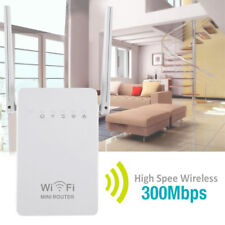 WIFI Internet Booster Network Range Repeater Signal Extender 300Mbps Dual Band