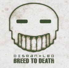 DISMANTLED Breed to Death CD 2005 Psyclon Nine WUMPSCUT