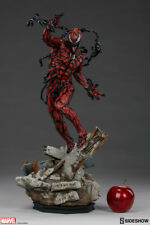 Sideshow Marvel Comics Spider-Man Carnage Premium Format Figure Statue In Stock