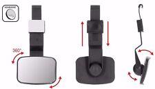 Sumex Ajustable Convexo gran angular trasero vista interior del coche espejo de Monitoreo-Nuevo