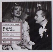 Callas/Dondi/Albanese/Colzani/Scala di Milano - Ifigenia in Tauride [CD]