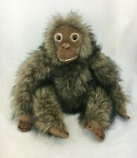 Dakin Large Monkey Stuffed Animal Plush Vintage Blown Soft Toy Ape Monkey