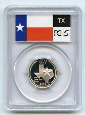 2004 S 25C Silver Texas Quarter PCGS PR69DCAM