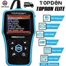 Check Engine Light OBD2 EOBD Scanner Tool Car Code Reader as AL619 ML619 CR6011