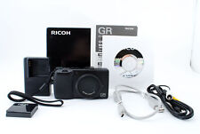 Exc++ Ricoh GR III Digital Camera 10.0MP - Black 992shots