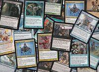 10 Different RARE Wizard Cards - 10 Unique - Magic the Gathering MTG FTG