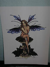 Amy Brown - Daydreaming Faery - Out Of Print