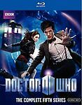 Doctor Who: The Complete Fifth Season Blu-Ray