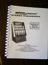 Seeburg Model SB 100 / ESB 100 Jukebox Manual