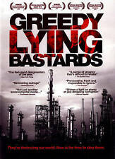 Greedy Lying Bastards (DVD, 2014)