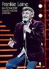 Frankie Laine In Concert - ALL REGION DVD - CRUCIBLE THEATRE SHEFFIELD
