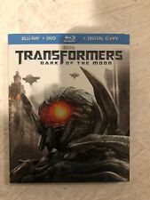 Transformers: Dark of the Moon (Blu-ray/DVD Combo) Fast Shipping!