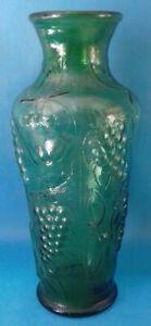 Vase Glass Green Ref 302762192607