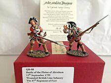 John Jenkins QB-08 - 47th Rgt. of Foot - Plains of Abraham 1759